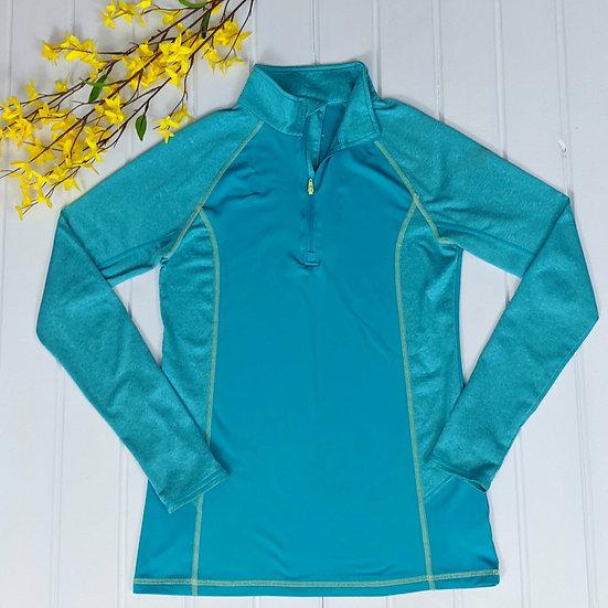 Sonoma Midzip Long Sleeve Pullover