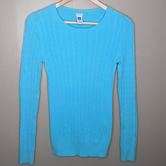 Gap Cable Knit Long Sleeve Sweater