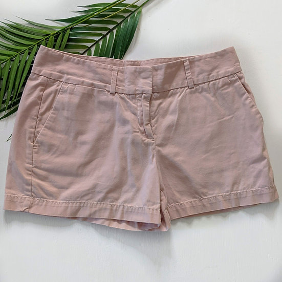 Ann Taylor LOFT Cotton Chino Shorts