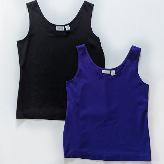 Chico's Stretchy Tank Tops Bundle