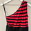 Thumbnail: The Limited Striped One Shoulder Dress