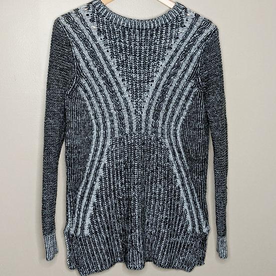 Mossimo Chunk Knit Long Sleeve Sweater
