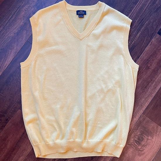 Brooks Brothers 346 Cotton Sweater Vest