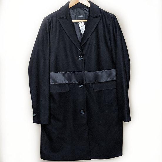 Simply Vera Vera Wang Wool Blend Trench Coat
