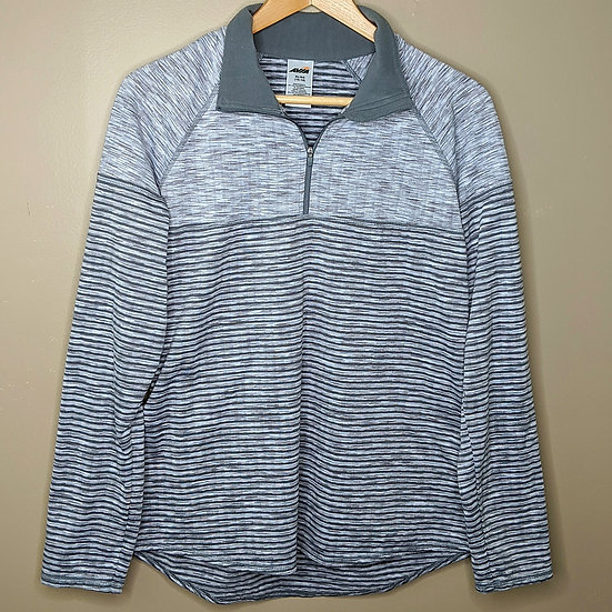 AVIA Half Zip Long Sleeve Training Pullover