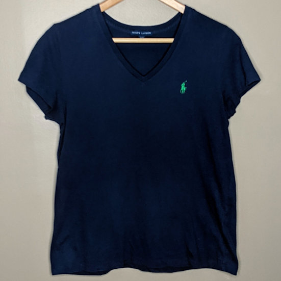 Ralph Lauren V-Neck Short Sleeve Shirt