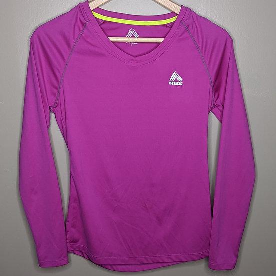 RBX Long Sleeve Workout Shirt
