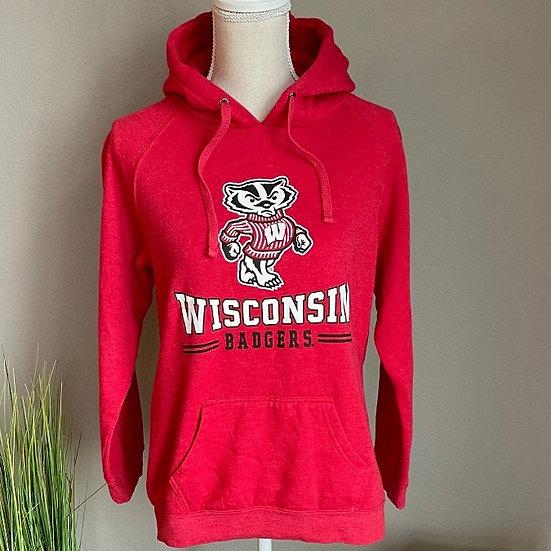 Wisconsin Badgers Bucky Hooded Sweatshirt