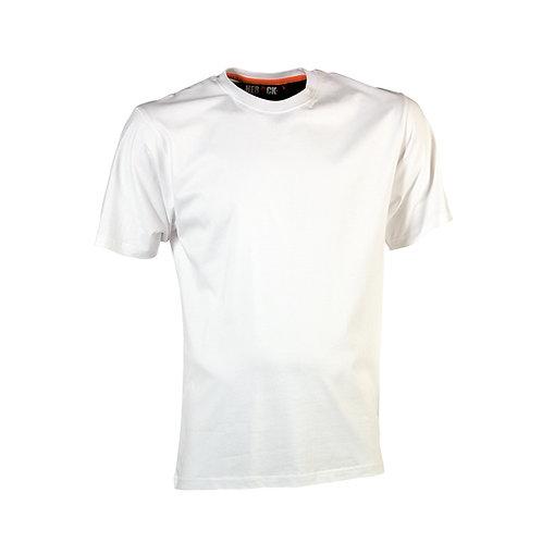Argo tee-shirt manches courtes Blanc