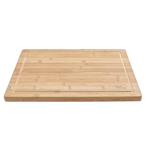 Planche à viande bambou 42x32x1,8