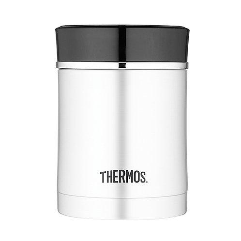 Thermos noir inox 470ml