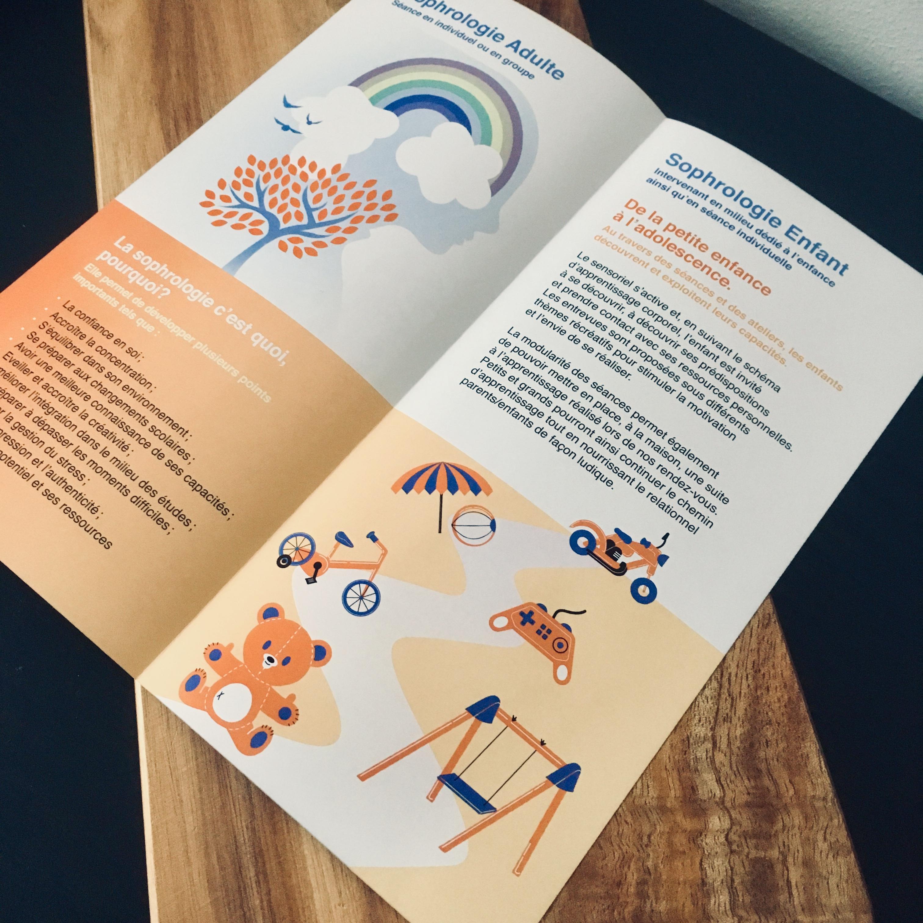 Intérieur brochure sophrologie