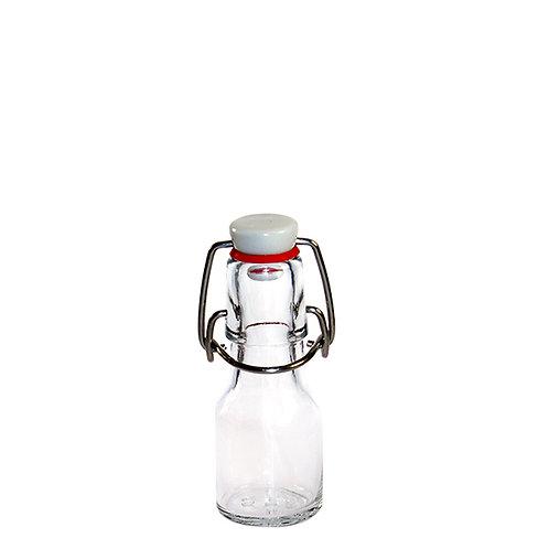 Bouteille avec serre-bouchon 50 ml