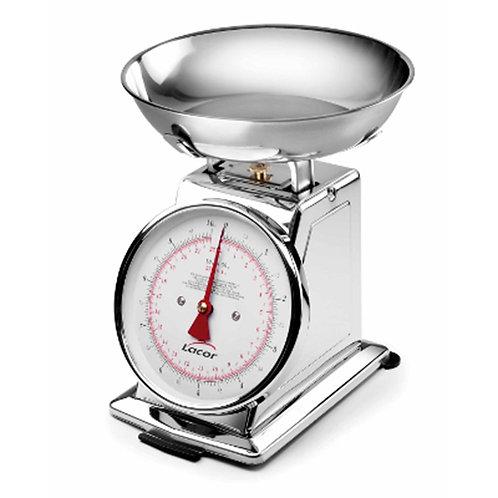 Balance de cuisine plateau creux