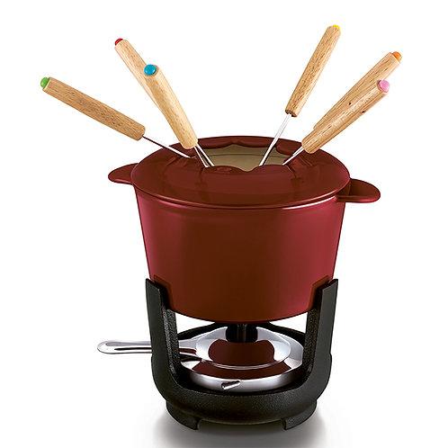 Set fondue fromage/viande d15,5cm