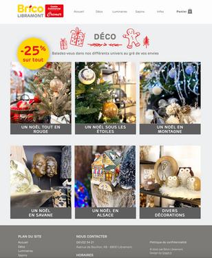 E-shop de Noël