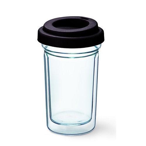 Coffee to Go avec couvercle silicone 40 cl