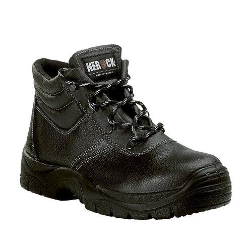 Roma S3 Chaussures de sécurité Hautes Noir