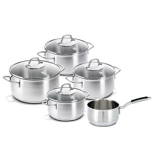 Set casseroles 9 pièces Beka