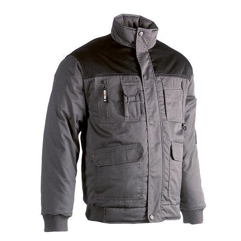 Typhon veste Gris/Noir