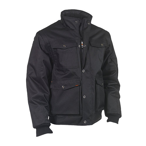 Balder veste Noir