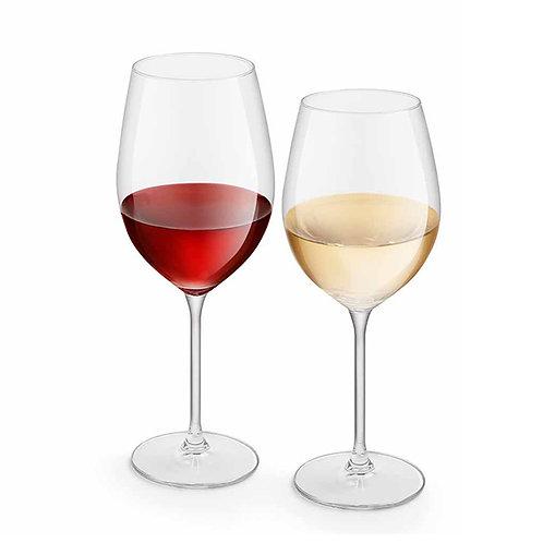 FIM Set 12 verres de vin