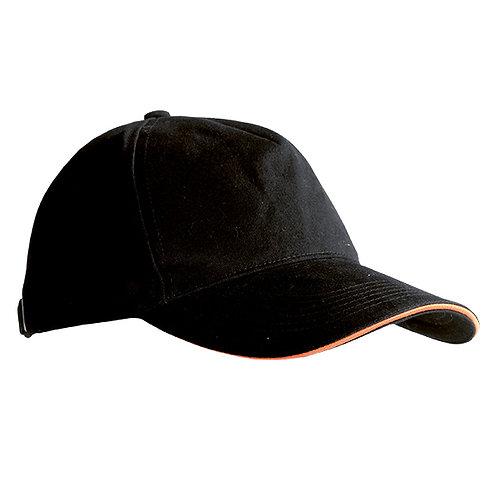 Horus casquette - Noir