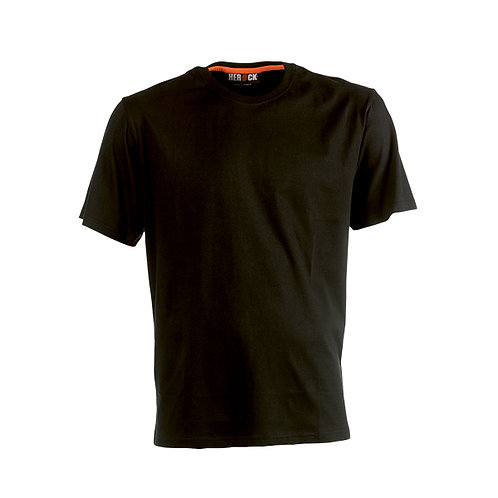 Argo tee-shirt manches courtes Noir