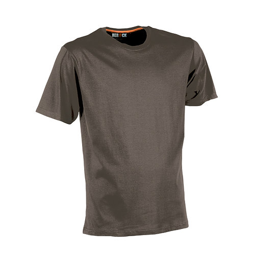 Argo tee-shirt manches courtes Gris