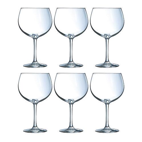 Set 6 verres cocktail 70cl