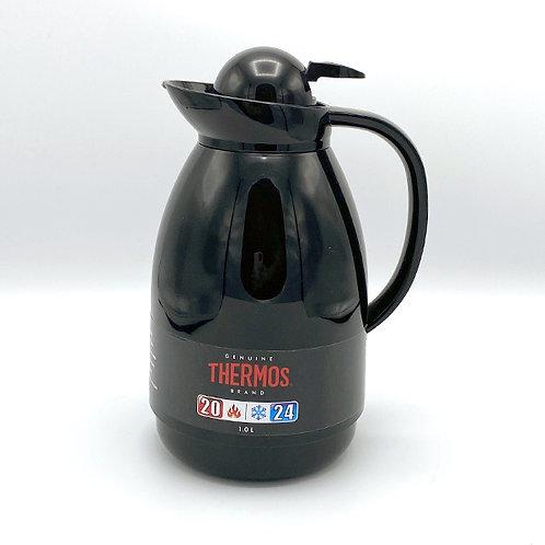 Thermos noir 1l