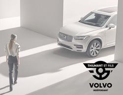 Publicité 2 logo Thilmant et fils Volvo indépendant