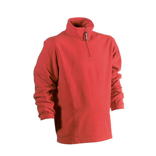 Antalis sweater polaire Rouge