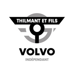 Logo Thilmant et fils Volvo indépendant