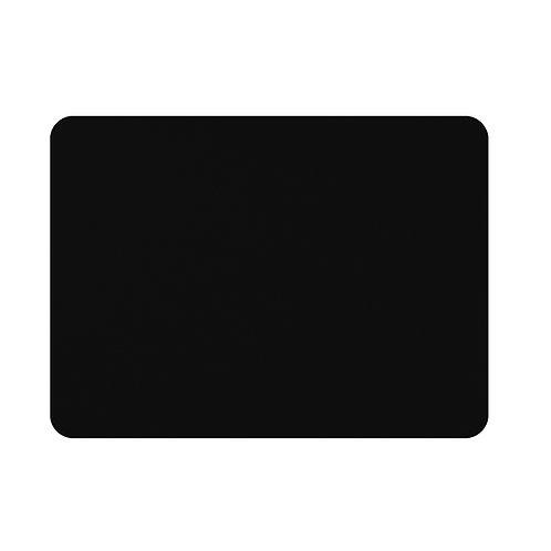 Set de table noir  45x33 cm