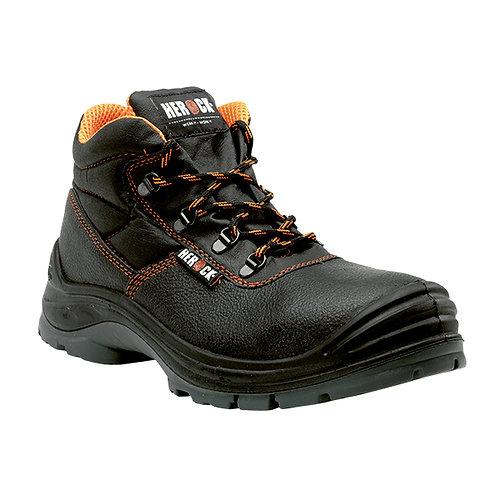 Primus S3 Chaussures de sécurité Hautes Noir
