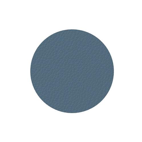 4 sous-verre bleu  10 cm