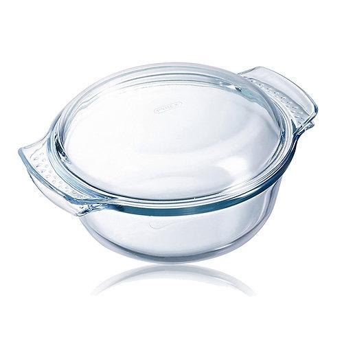Cocotte + couvercle 2.50 l