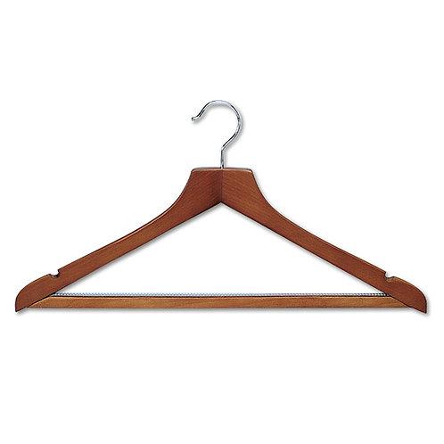 Cintre porte-pantalon 44 cm