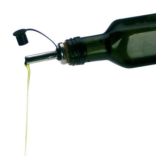 Set 2 bouchons pour bouteilles huile & vinaigre