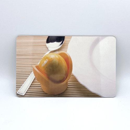 Planche à découper breakfast 23,5x14,5cm