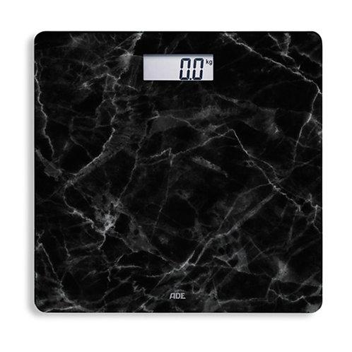 Pèse-personne électronique Aurora marble black