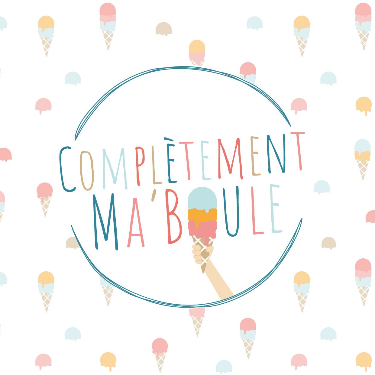 Logo Complètement Ma'Boule