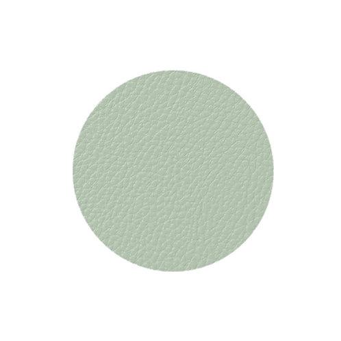 4 sous-verre vert  10 cm