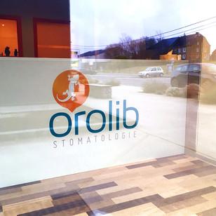 Signalétique Orolib Stomatologie