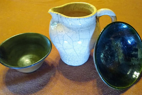 Ceramics: Raku & Pit Fire September 26th