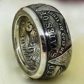 Making A Coin Ring July