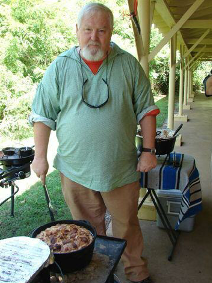 Dutch Oven Cooking for Camp & Hearth