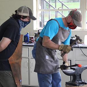 Knifemaking At WCA