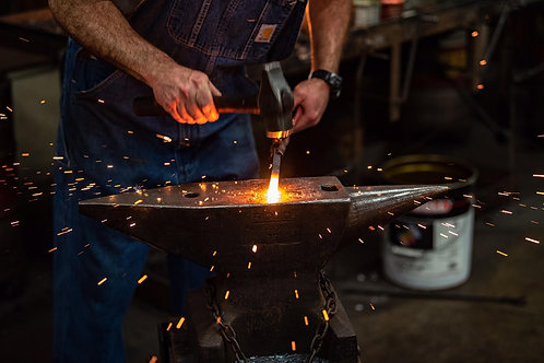 One-Day Basic Forging Course August 15th